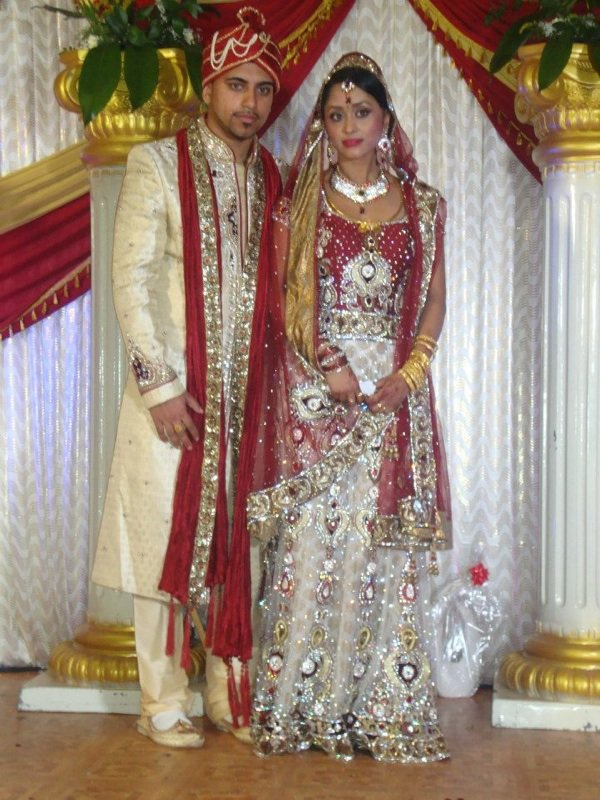 Les nouveaux mariée