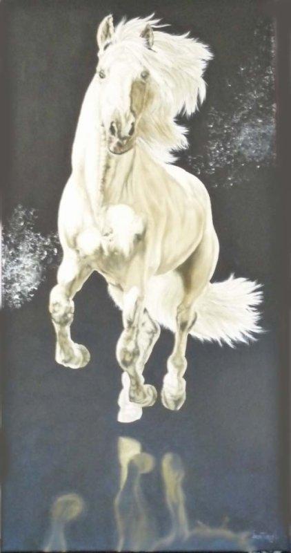 cheval miroir