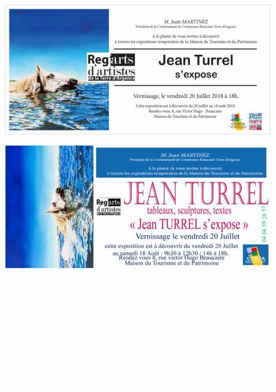 nouvelle expo à Beaucaire