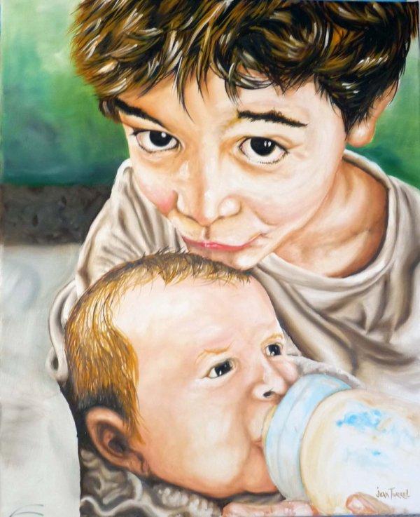 Lucas et Baptiste