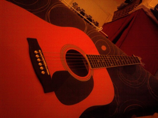 Une passion...(l) Ma guitare (l)