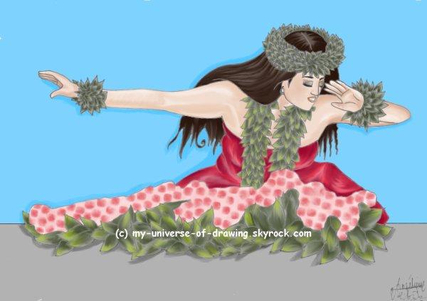 La Danseuse de Hula