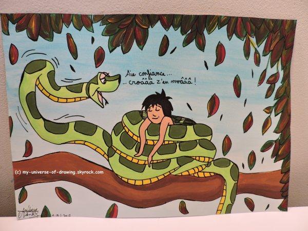 Kââ & Mowgli