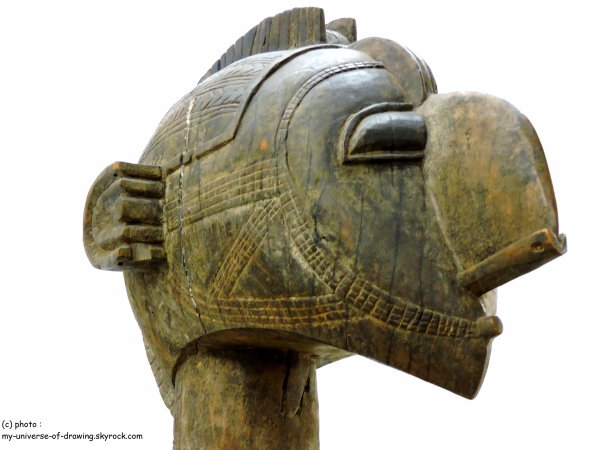 Masque Nimba
