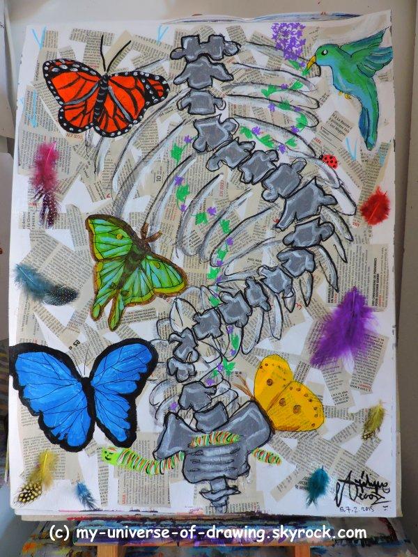 Art-Thérapie : PapillonLand