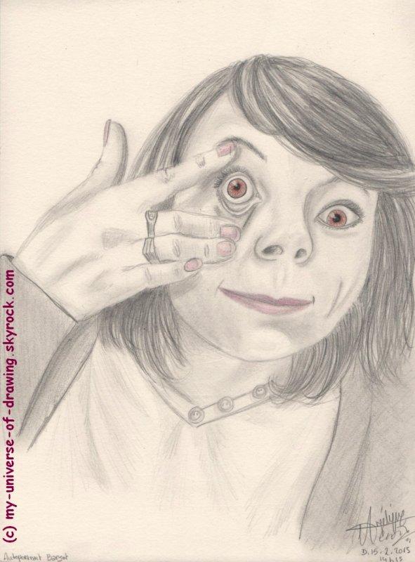 Autoportrait Barjot !