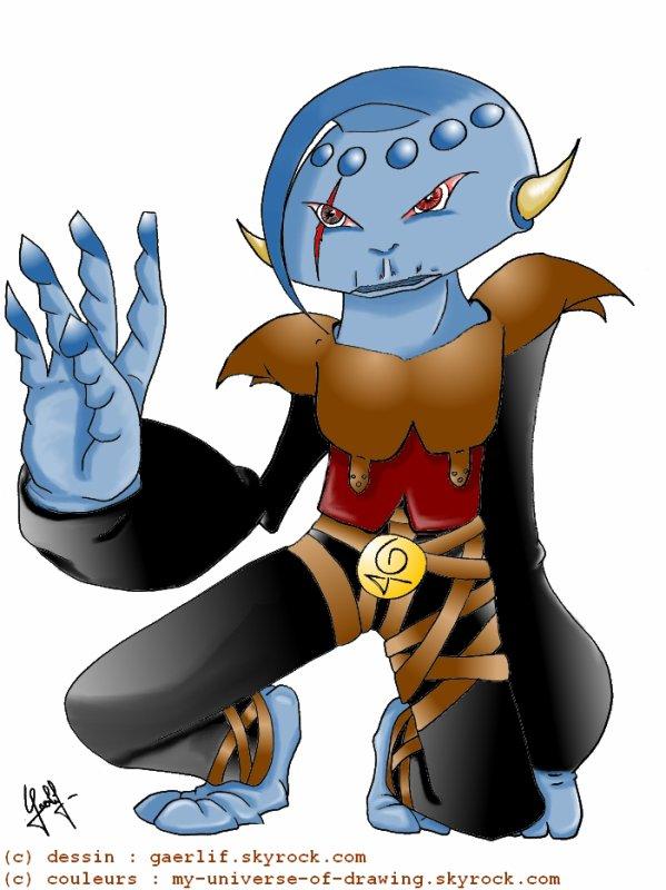Le Monstre de Gaerlif
