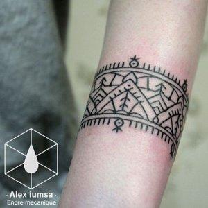 Frises pour Tattoo