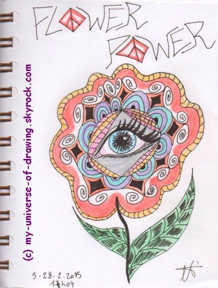 Fleurs Psychédéliques
