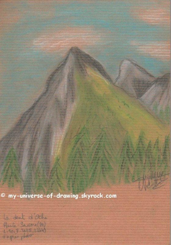 Montagnes de Haute-Savoie