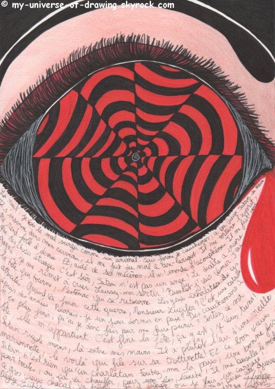 Arthérapie : Evil's Eye