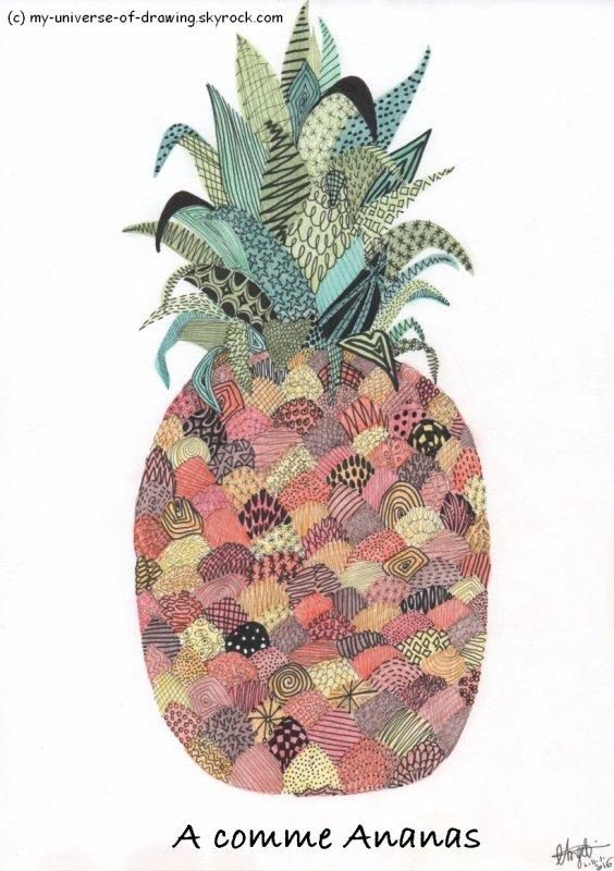 A comme Ananas