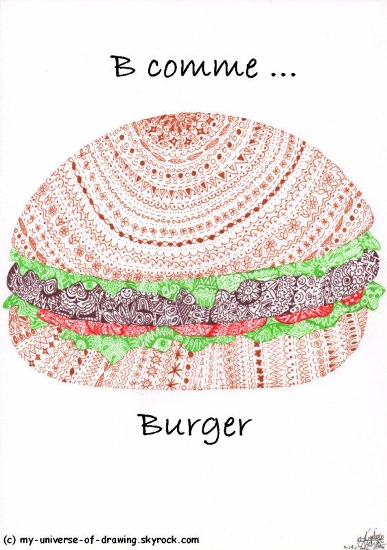B comme Burger
