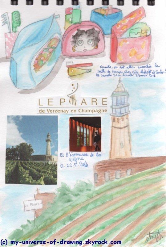 Carnet de Voyage 01