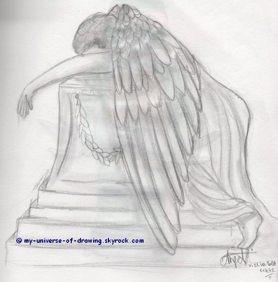 Les anges ont désertés
