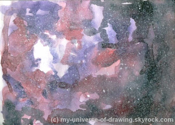Aquarelles