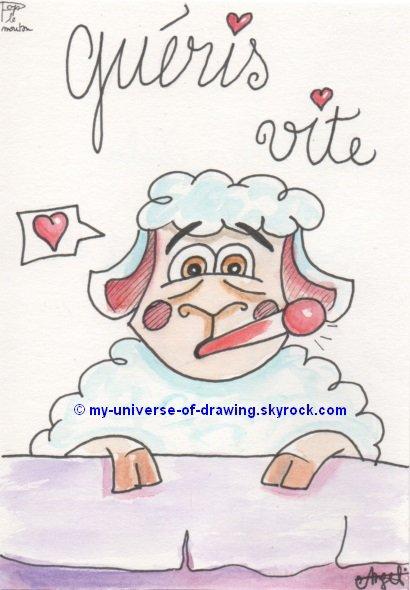 Pop' le Mouton
