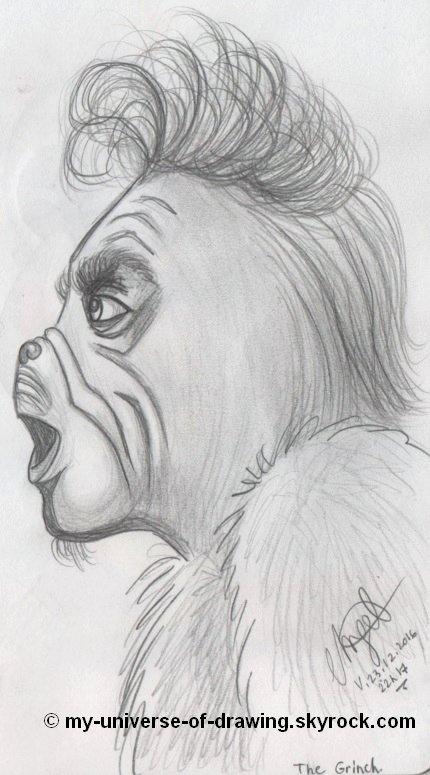 Derniers dessins de 2016