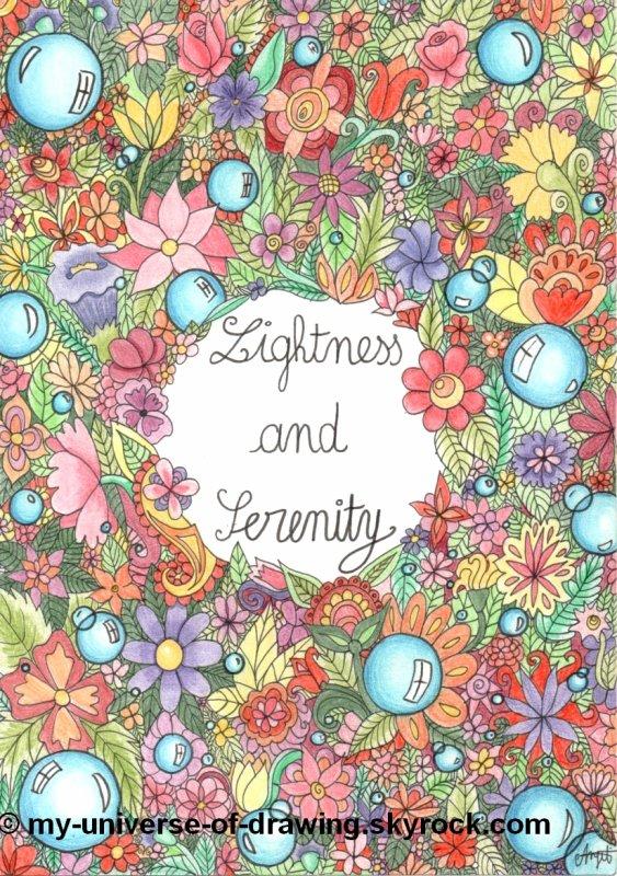 Lightness & Serenity