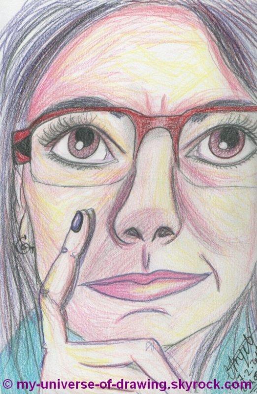 Autoportrait Pop'Art