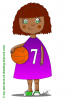 03 Little Basketteuse