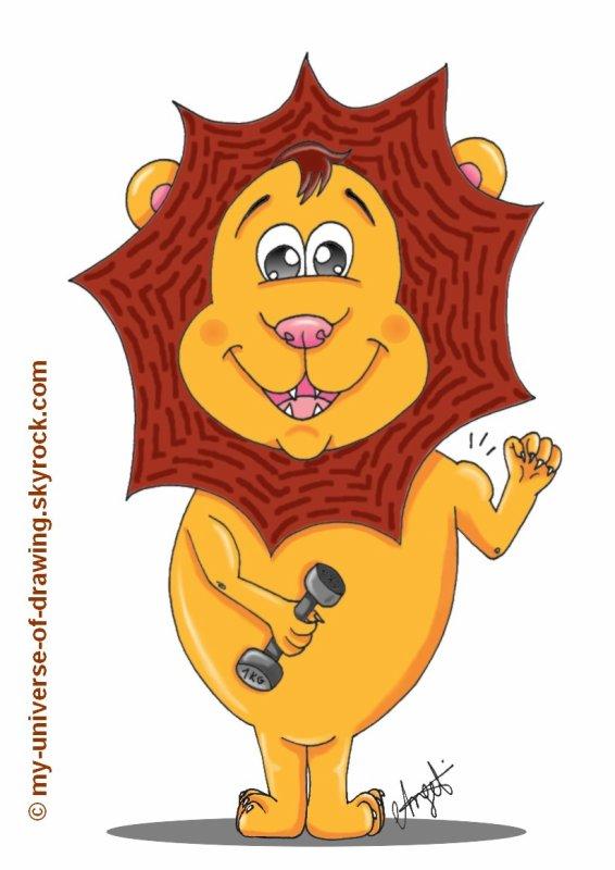 03 Le lion