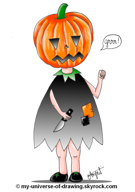 Halloween is Coming Baby !