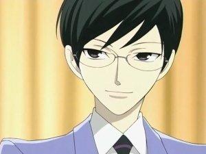 Ouran High School Host Club --- Personnages --- Ootori Kyouya