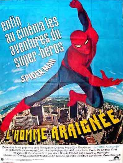 L'HOMME ARAIGNEE - 1978
