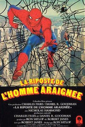 LA RIPOSTE DE L'HOMME-ARAIGNEE - 1979