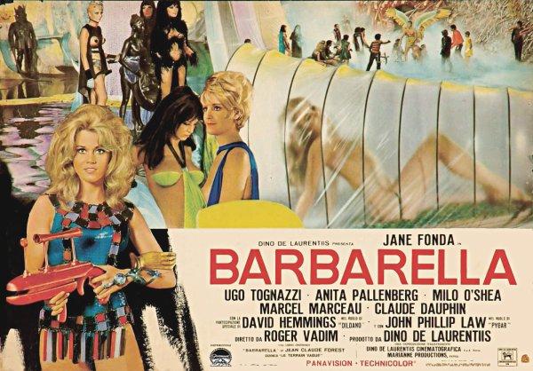 BARBARELLA - 1968