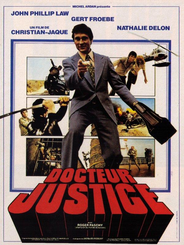 DOCTEUR JUSTICE - 1975