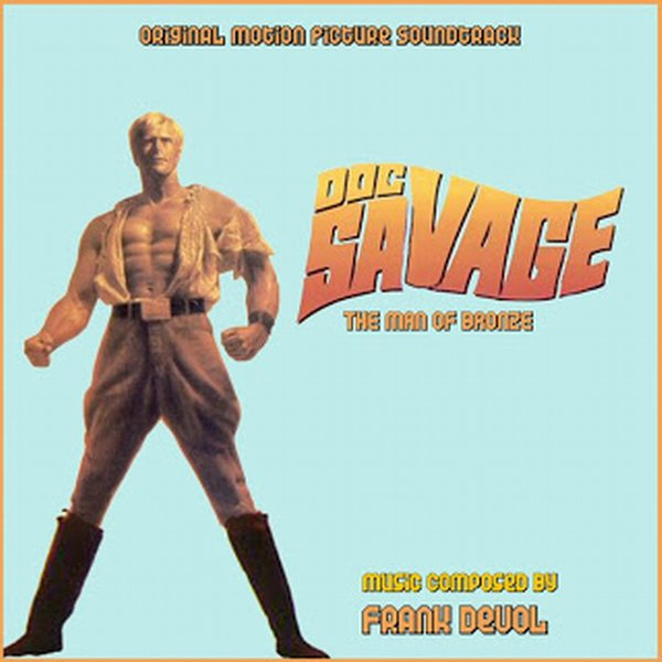 DOC SAVAGE ARRIVE - 1975