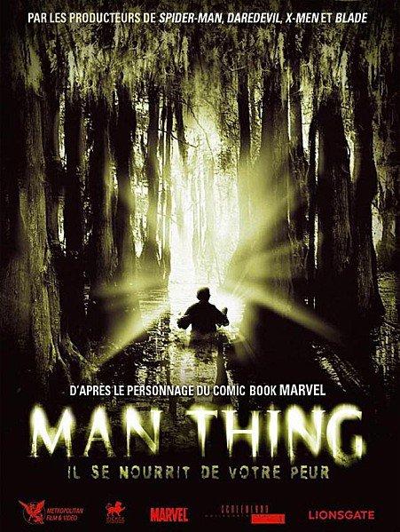 MAN THING - 2005