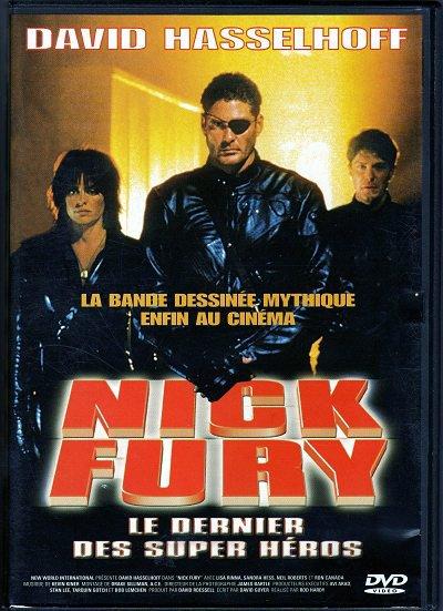 NICK FURY, LE DERNIER DES SUPER HÉROS - 1998