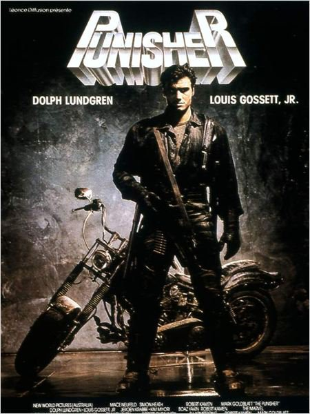 PUNISHER - 1989