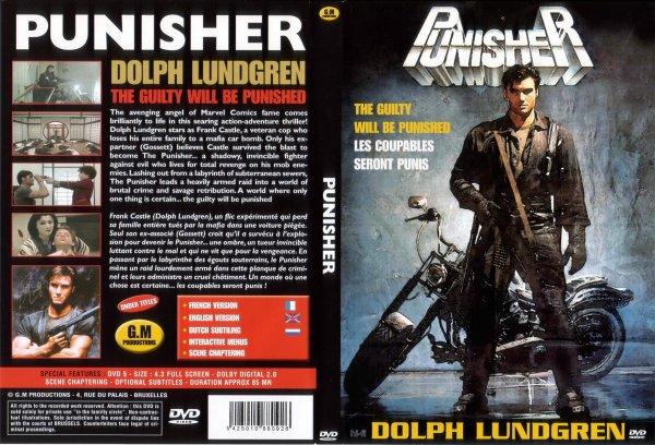 PUNISHER - 1989