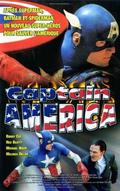 CAPTAIN AMERICA - 1990