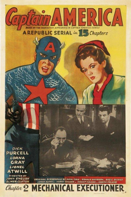 CAPTAIN AMERICA - 1944