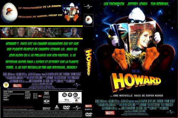 HOWARD... UNE NOUVELLE RACE DE HÉROS - 1986