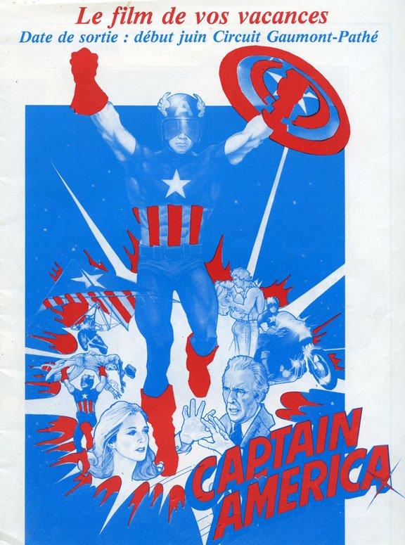 CAPTAIN AMERICA - 1979