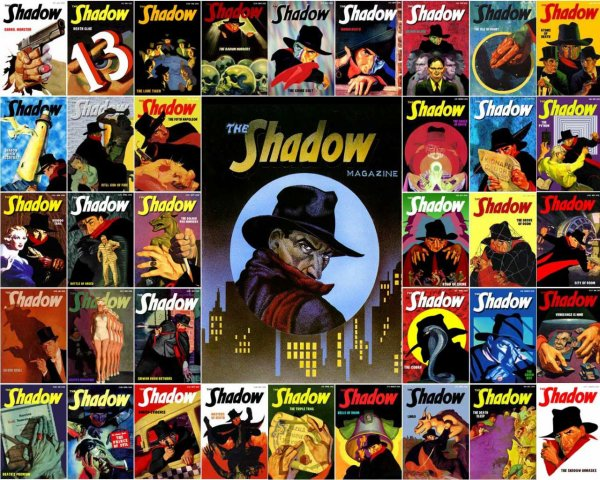 THE SHADOW - 1994