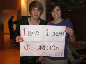 One Band !  One Dream ! One Direction
