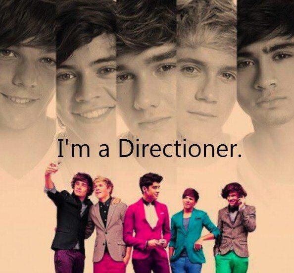 I'm a Directioner .