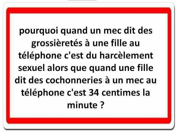 Bonne question !!!