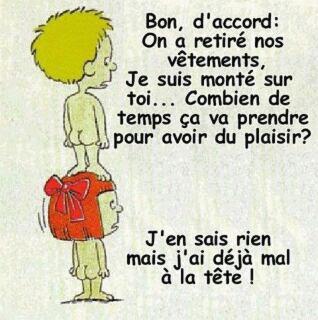 Plaisir ??? !!!! ???