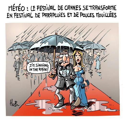 Festival de pluie ....