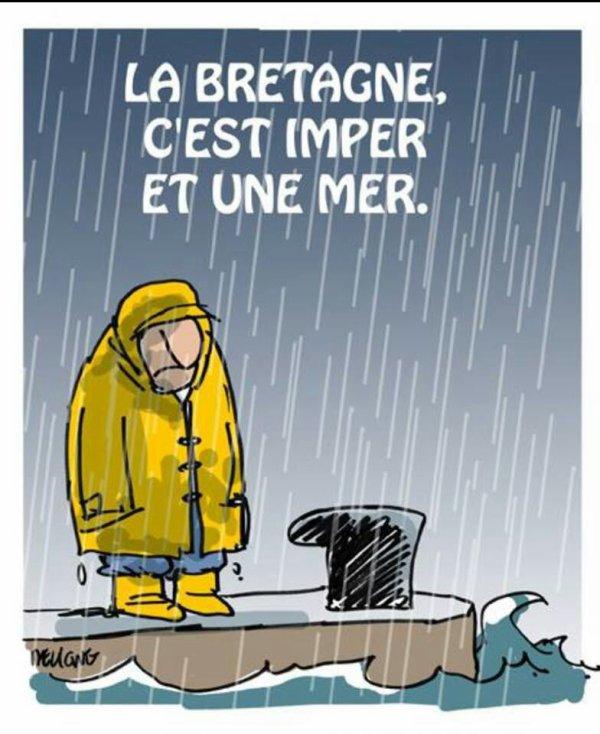 Humour de Bretagne ...