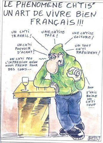 Phénomène Ch'tis ...