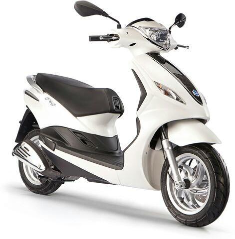 Mon futur scooter (pour septembre)